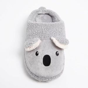 Forever 21 F21 Cute, cozy, plush slippers! Size L.